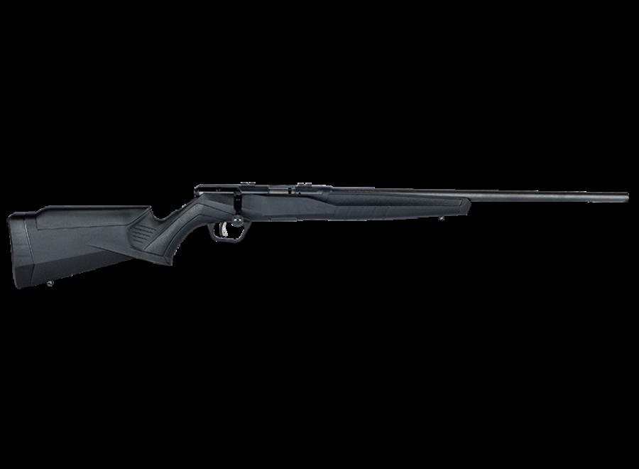 Savage B17 FV Bolt Action Rifle 17HMR Rotary Magazine - 10