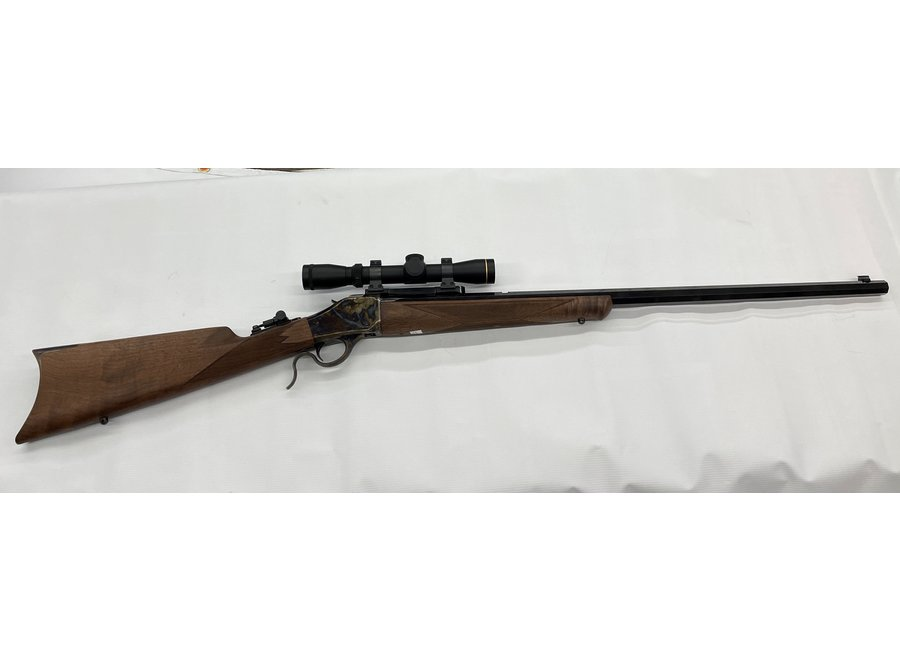Used Winchester 1885 High Wall TRAD HUNTER 45-70