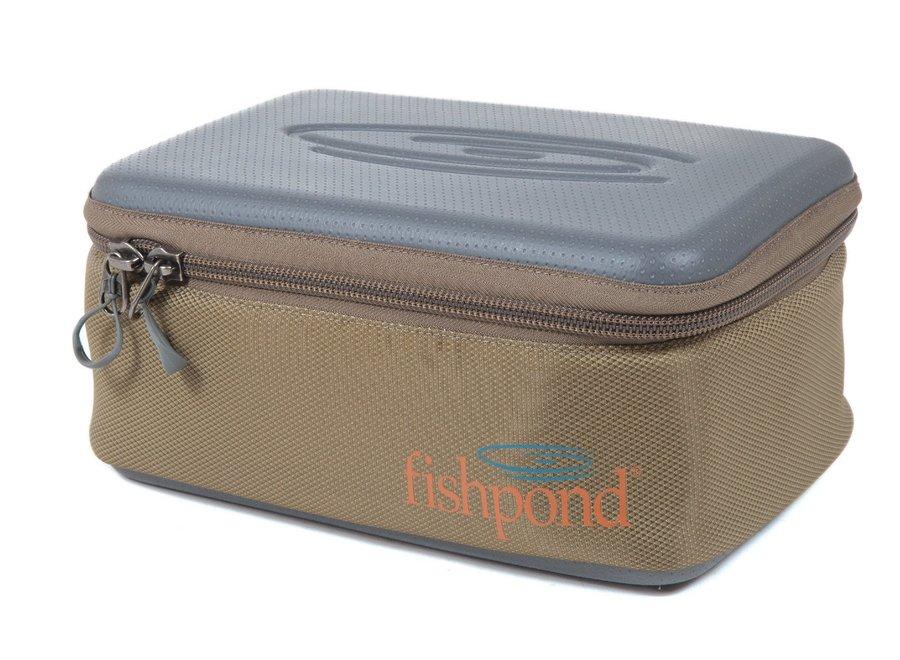 Fishpond Ripple Reel Case - Large Sand/Brown