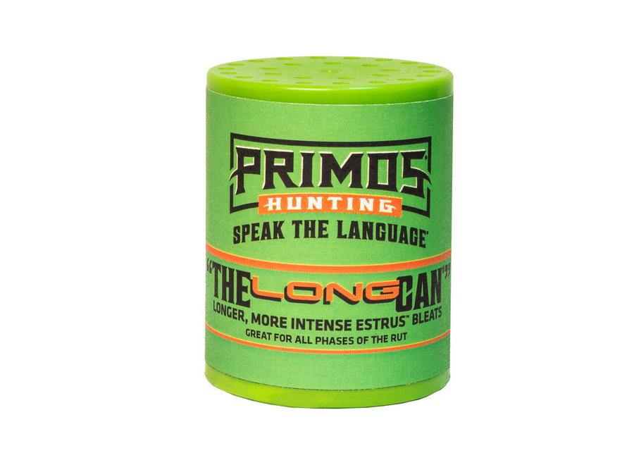 PRIMOS 'THE LONG CAN' CALL