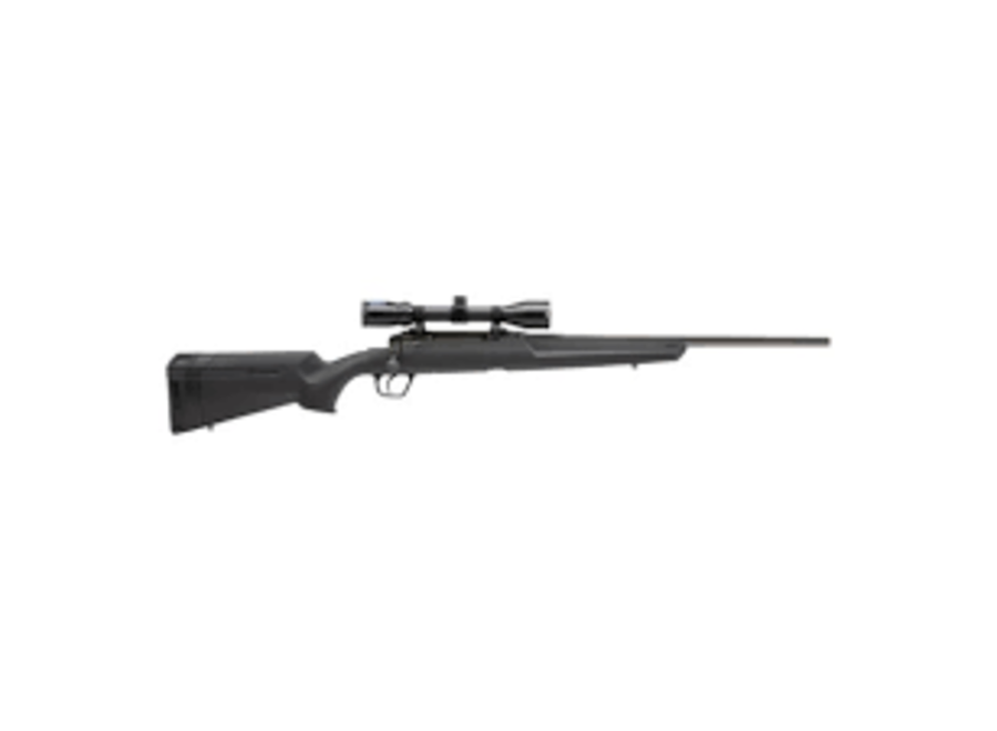 """Savage 57266 Axis XP Compact Bolt Action Rifle 243 Win, 20"""" Bbl Blk"""