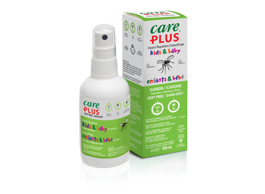 Care Plus Kids and Baby 100 ml