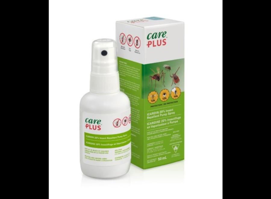 Care Plus 50ml  Pump