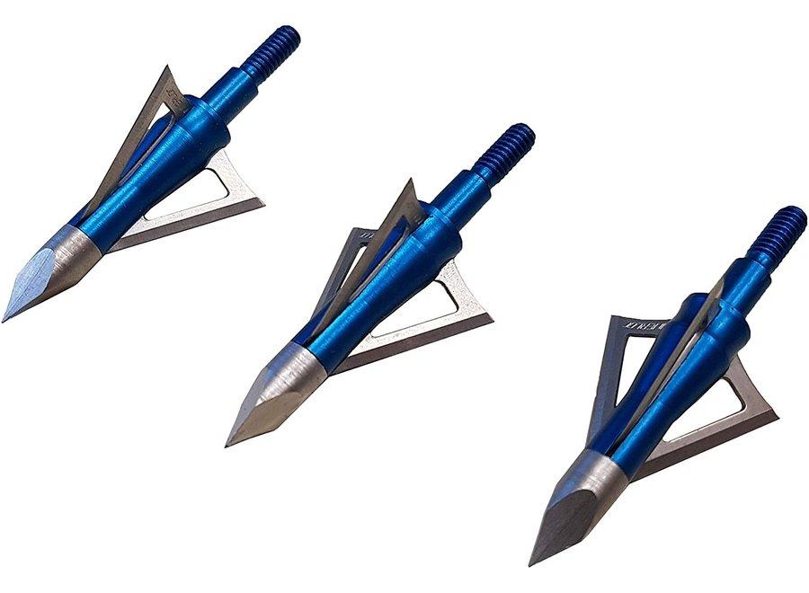 Excalibur 6675 Broadheads Boltcutters 100Gr 3pk