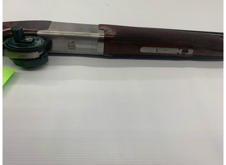 "Used Browning Citori O/U C 725 HR SPTG ADJ 12Ga. 3"" 30""BBL"