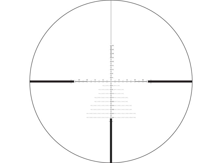 Vortex Diamondback Tactical HD Riflescopes