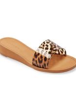 Sanctuary Rejoice Leopard Slide