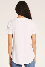 Z Supply Cotton Slub Pocket Tee