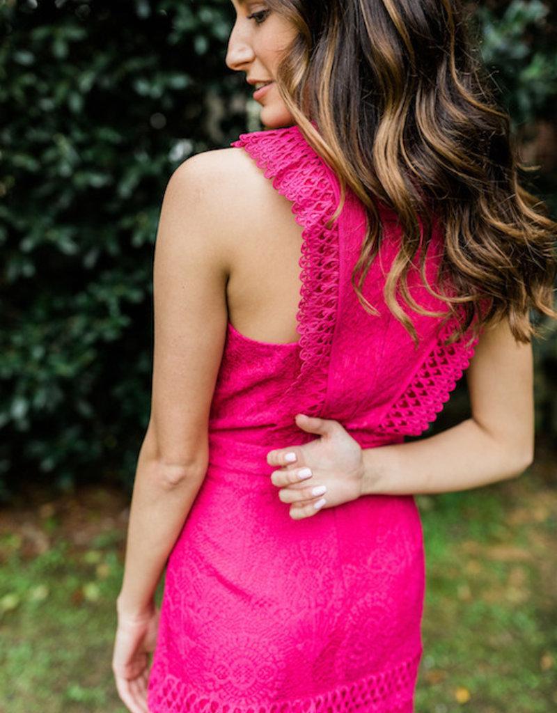 Shayna Lace Dress