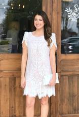 BB Dakota Fast Lace Dress