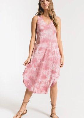 Z Supply Cloud Tie Dye Reverie Dress