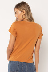 Amuse Society Bhakti Knit Tee