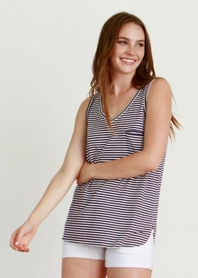 Another Love Rocki Stripe Tank