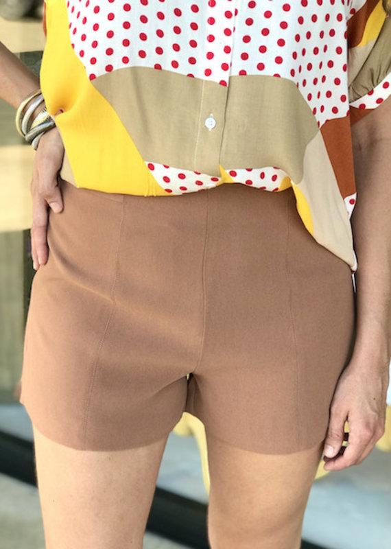 Mia High Waisted Short