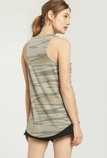 Z Supply Camo Pocket Racer Tank