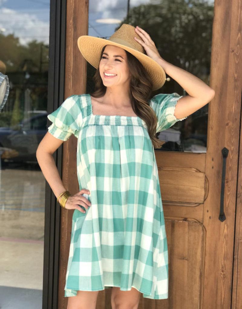 Parkland Babydoll Dress