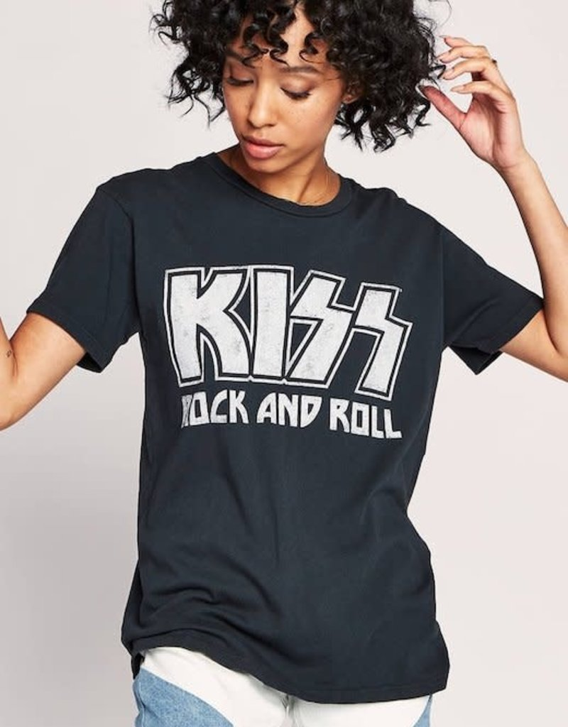 Daydreamer Kiss Rock & Roll Weekend Tee