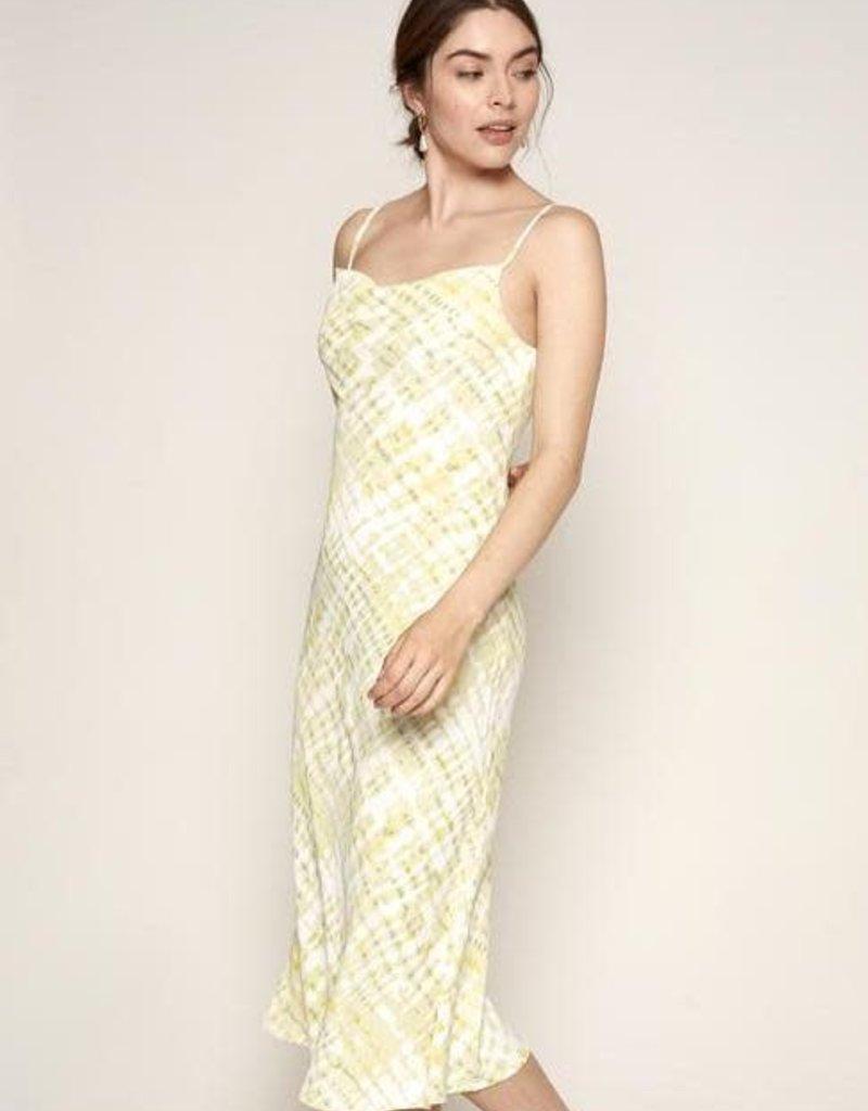 Lucy Paris Skyler Cowl Neck Dress
