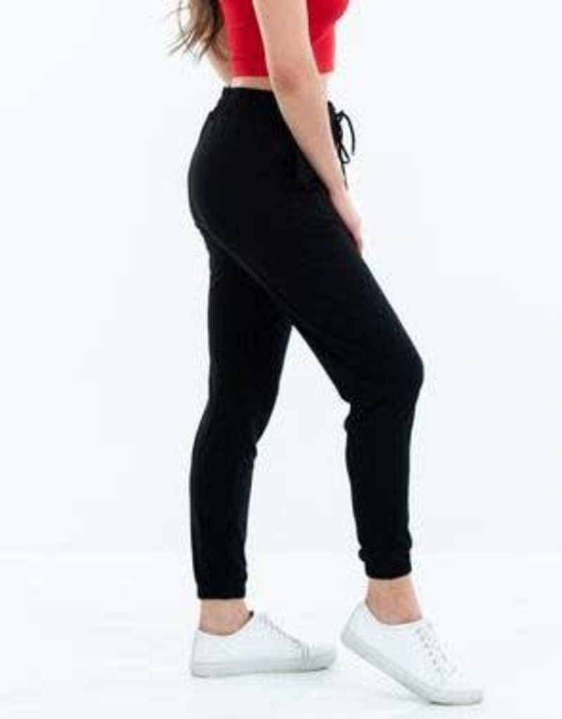 Yummy Solid Jogger
