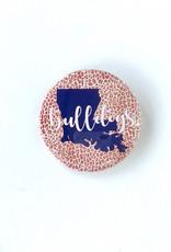 Bulldogs Button
