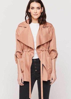 Velvet Heart Violetta Short Trench Coat
