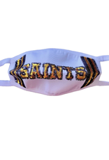 Sparkle City Saints Jersey Mask