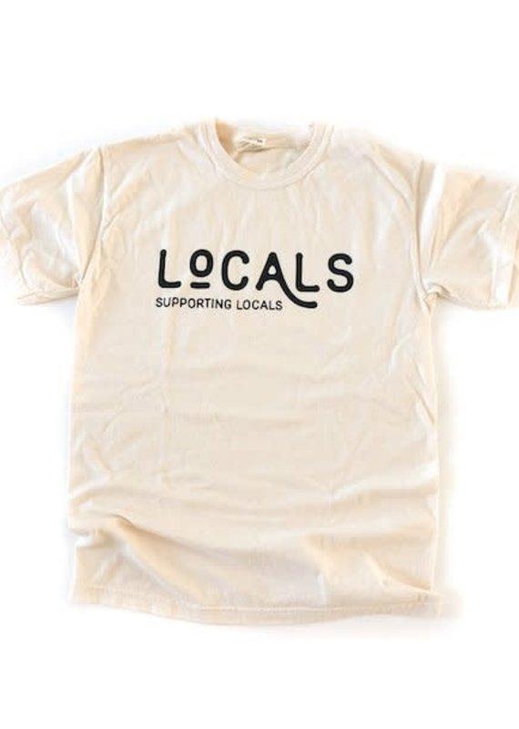 Locals Supporting Locals Tee