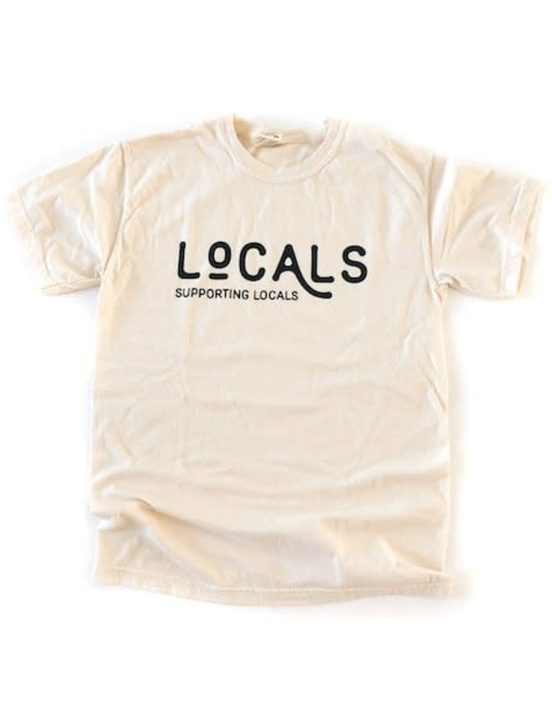 Locals Supporting Locals Tee