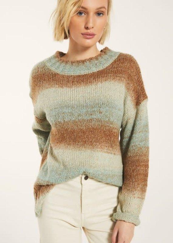 Rag Poets Gradient Sweater