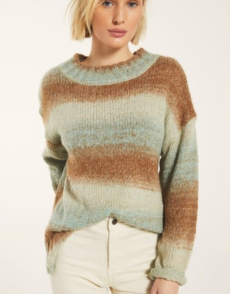 Rag Poets Gradient Sweater
