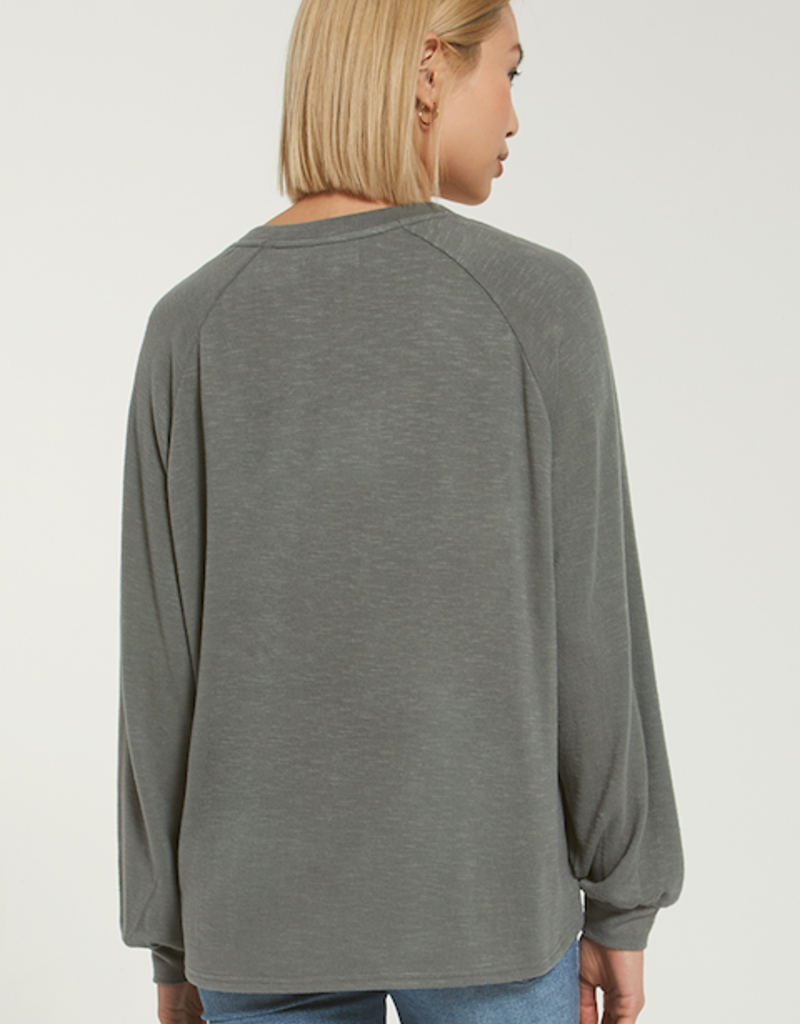 Z Supply Plira Slub Sweater
