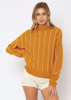 Amuse Society Aline Knit Sweater