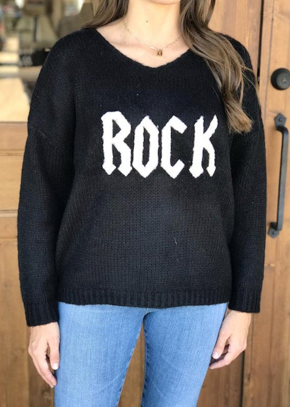 Rock All Night Sweater