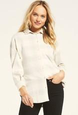 Z Supply Ada Plaid Shirt