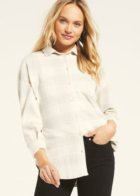 Z Supply Ada Plaid Shirt
