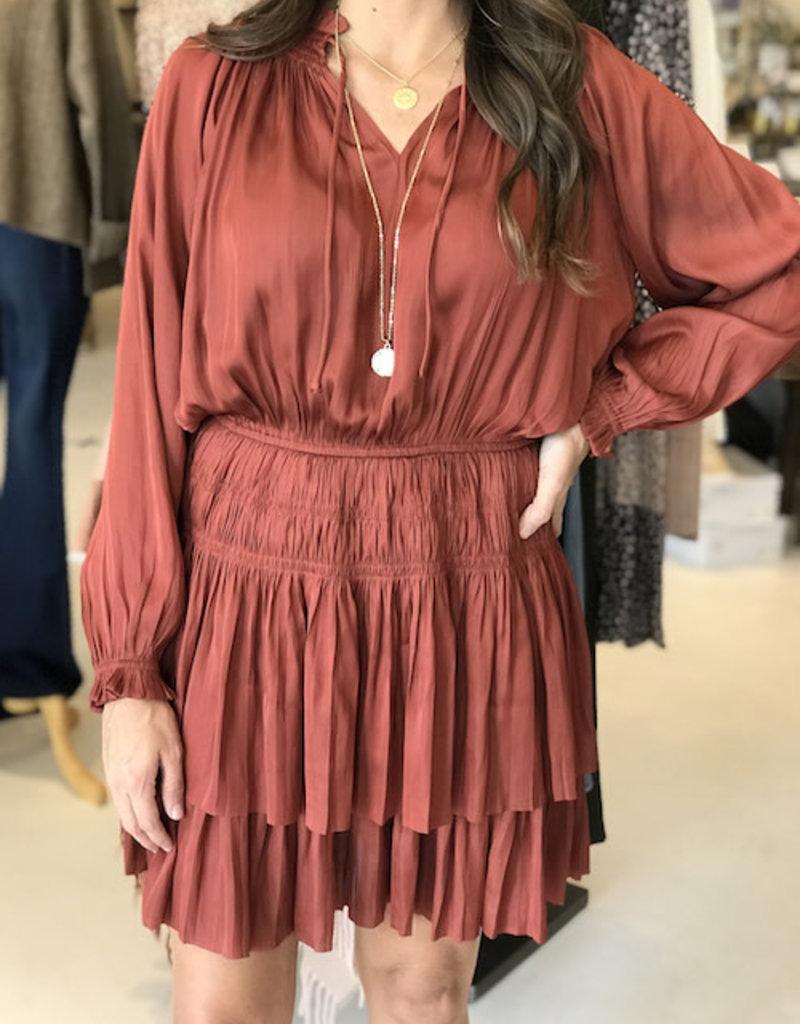 Jada Smocked Dress