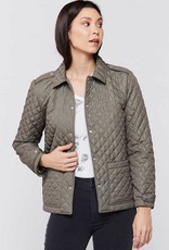 Velvet Heart Rae Quilted Jacket