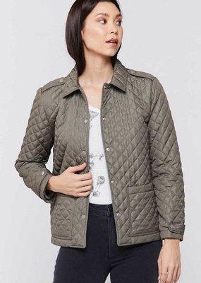 Velvet Heart Rae Quilted Jacket