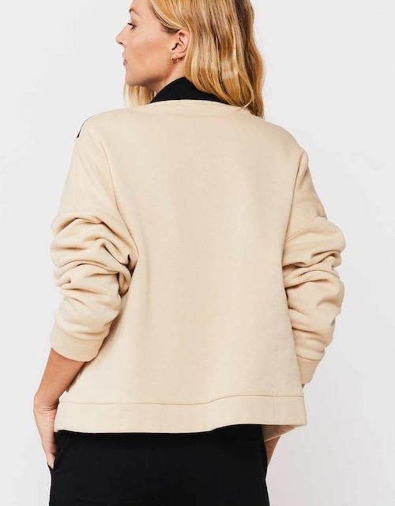 Velvet Heart Norine Contrast Pullover