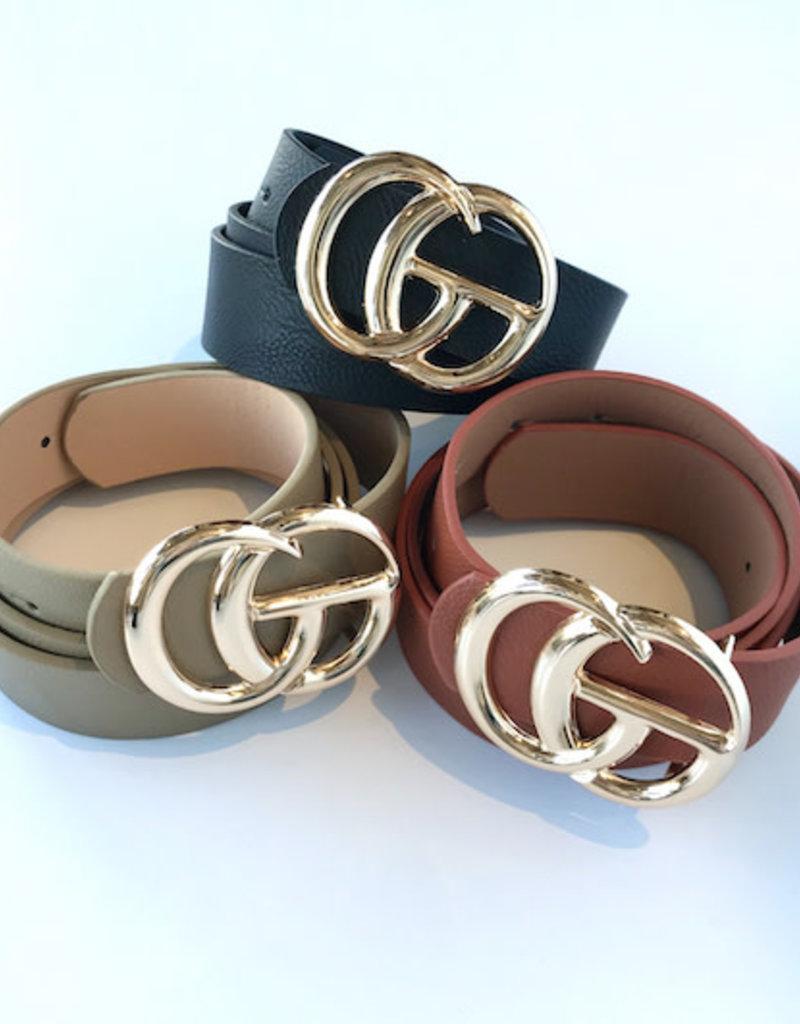 GO Buckle Belt