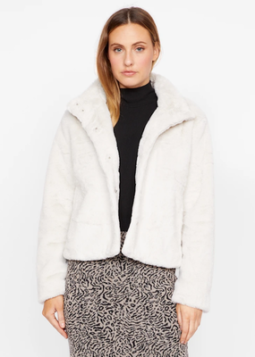 Sanctuary Daily Faux Fur Jacket