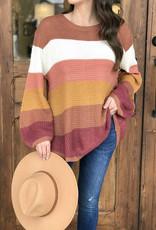 Daphne Multicolor Sweater