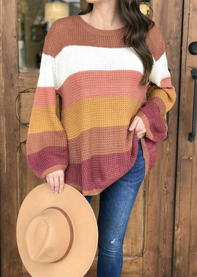 Daphne Multicolor Sweater