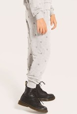Z Supply Girls Ava Dot Jogger