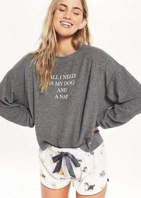 Z Supply Elle All I Need Sweatshirt