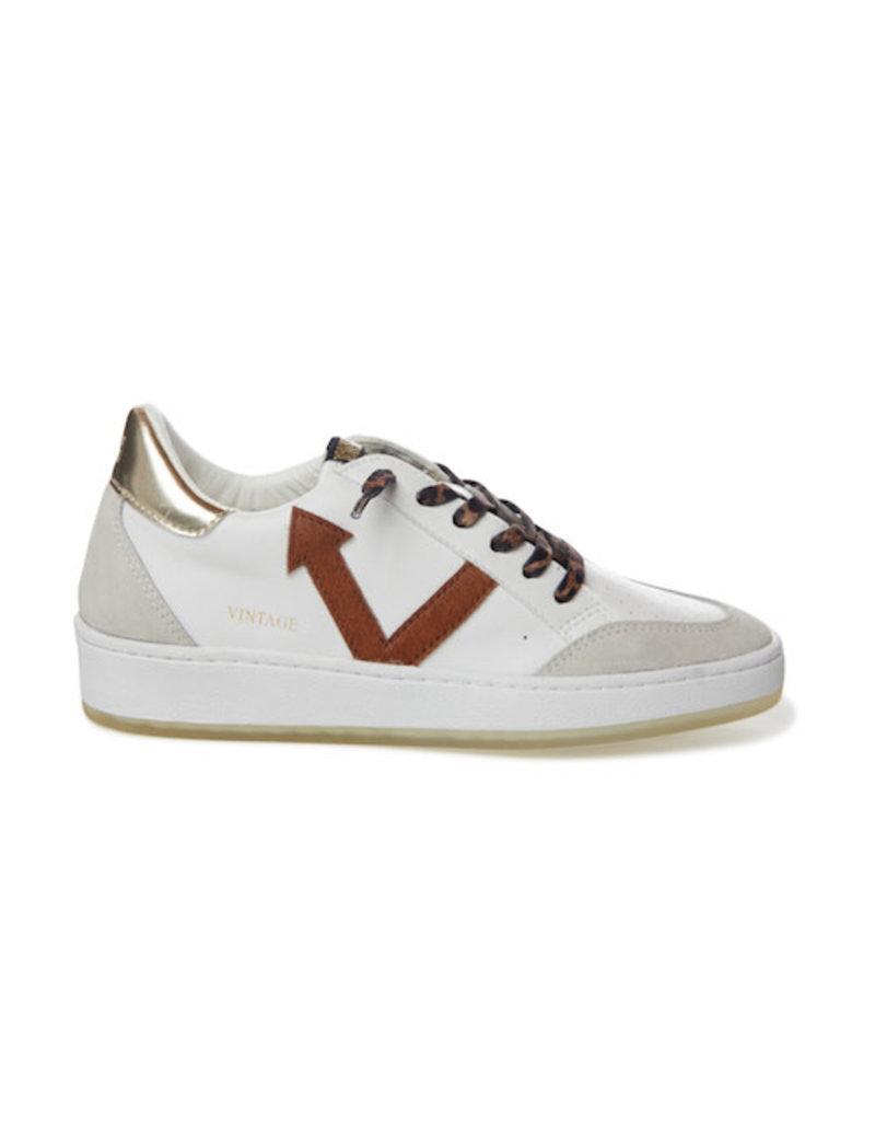 Vintage Havana Remedy White/Grey Sneaker