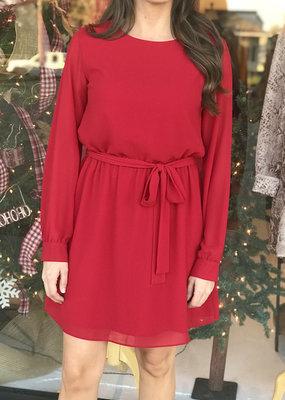 Holiday Greetings Dress