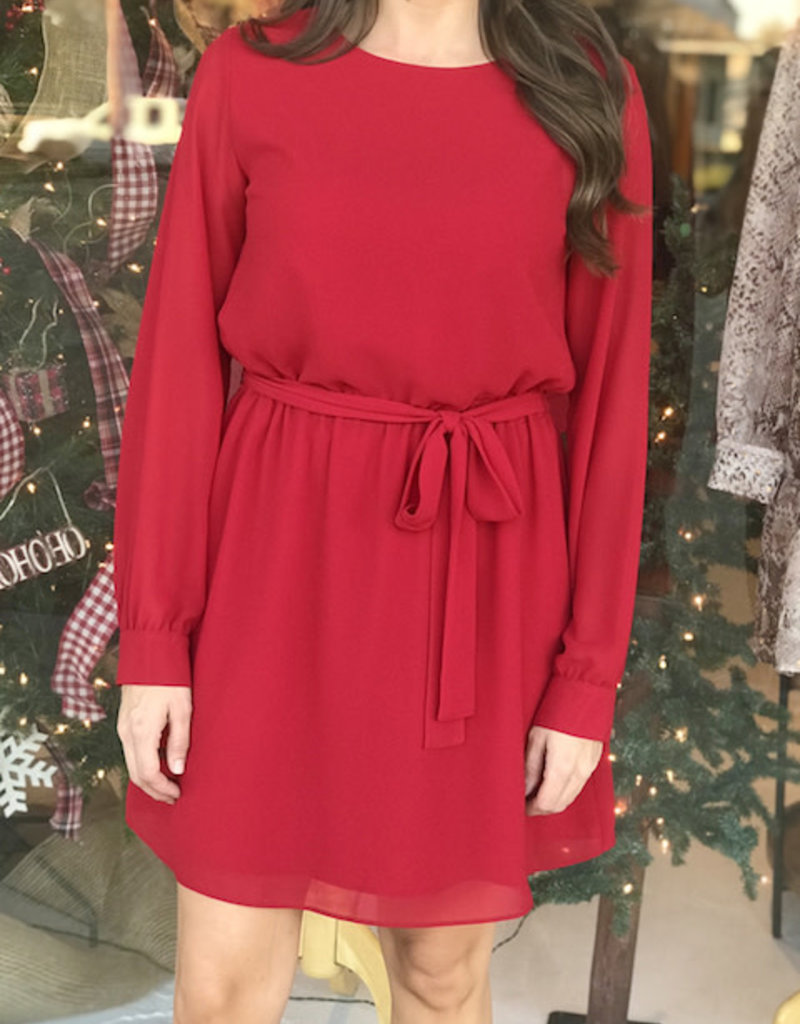 Holiday Greetings Dress