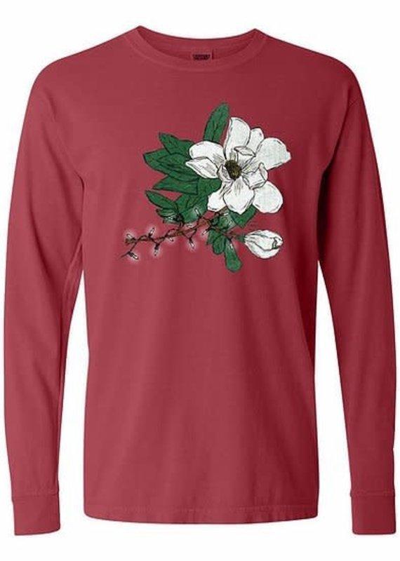 Magnolia Christmas Tee