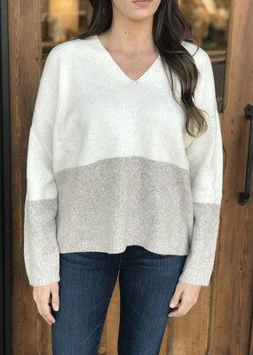 Put It In Neutral Sweater